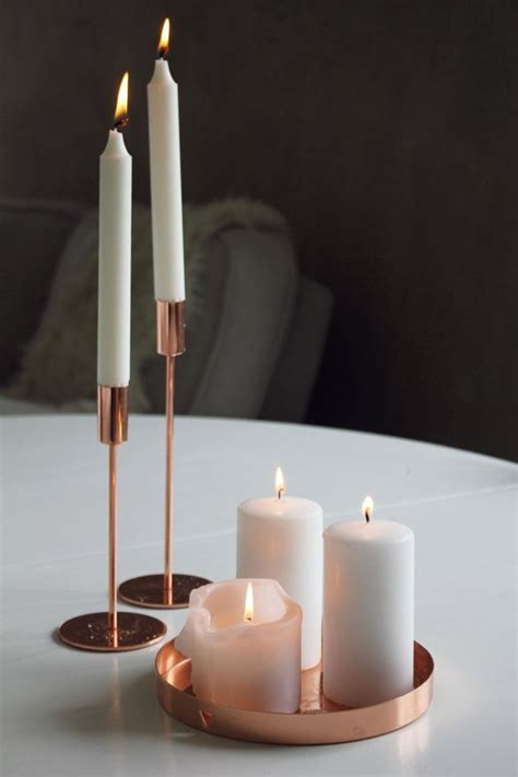 Best 20+ Copper candle holders ideas on Pinterest
