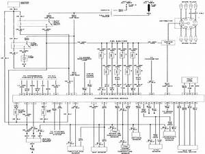 1996 Dodge Ram Instrument Cluster Wiring Diagram