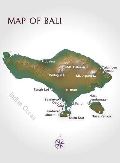 map  bali indonesia ubud panchoran retreat nomad