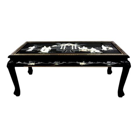 mother of pearl coffee table mother of pearl coffee table with claw feet wayfair