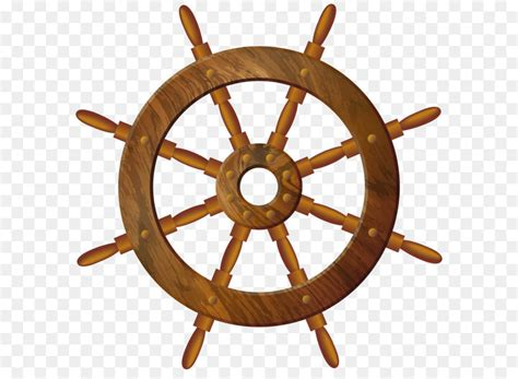 Ship's Wheel Steering Wheel Clip Art
