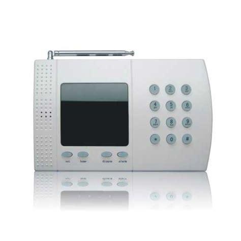 alarme sans fil maison kit alarme sans fil de maison 6 zones easy box alarme maison sans fil
