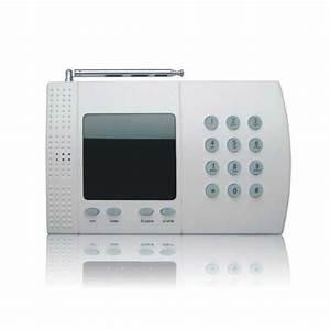 Alarme Voiture Sans Fil : kit alarme sans fil de maison 6 zones easy box alarme ~ Dailycaller-alerts.com Idées de Décoration