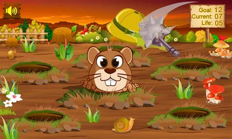hit mouse punch rat game apk   android