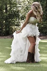 I39m not one for short in the front n long in the back for Country girl wedding dresses