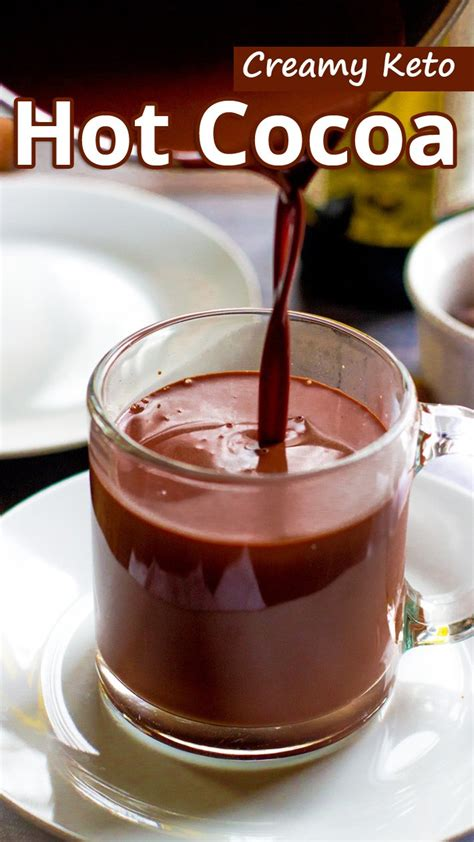 This recipe was easier than other keto mousse recipes i've found. Recommended Tips:Creamy Keto Hot Cocoa - Recommended Tips
