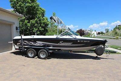 Sanger Boat Swim Platform by Sanger V230 Boats For Sale