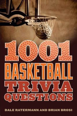 basketball trivia questions  dale ratermann brian