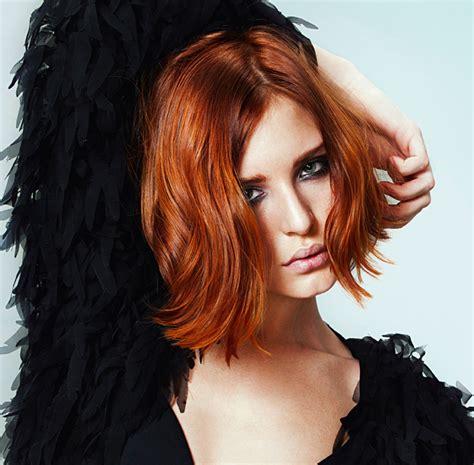 devenir femme de chambre cheveux cuivre tendance 2016 ou comment devenir rousse