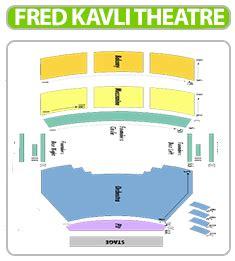 fred kavli theatre thousand oaks civic arts