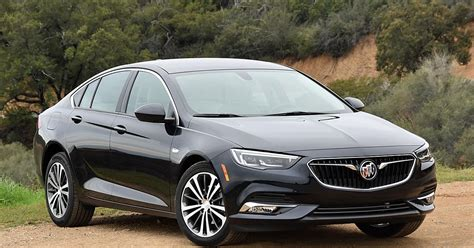 Regal Sportback Review by Ratings And Review 2018 Buick Regal Sportback Ny Daily News