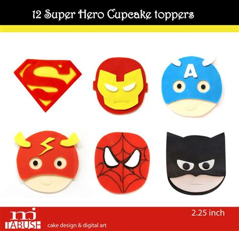 cup marvel template best 20 superhero cupcake toppers ideas on pinterest