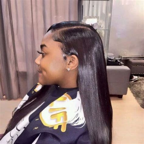 Side Part Sew In Weave Hairstyles by 50 Sew In Weave Hairstyles For A Glamorous New You All
