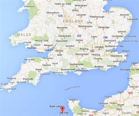 ST.-BRELADES-BAY-JERSEY-UK-MAP - KEEP CALM AND TRAVEL