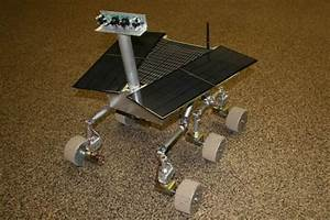 Schoolgirls build homemade Mars rover -- and you can drive ...