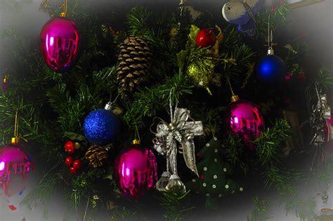 disfraz de rbol de navidad adornado para nio car