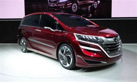 honda odyssey review redesign price  cars