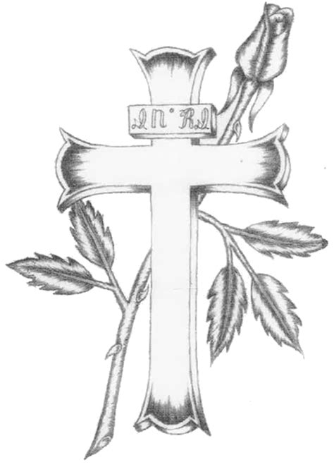 Free Cross Drawings, Download Free Clip Art, Free Clip Art on Clipart Library