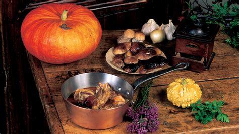 cuisiner cepe lozère pays de chignons lozère tourisme