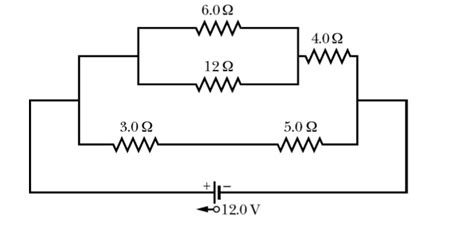 Solved Circuit Containing Five Resistors