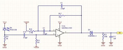 Operational Amplifier How Analyze This Circuit The