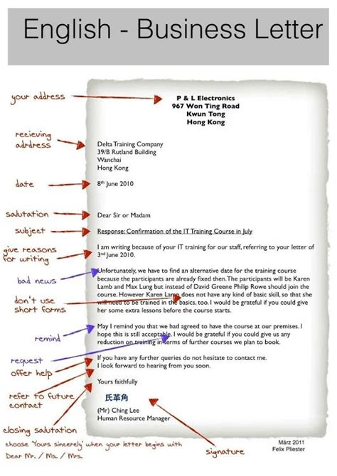 business letter ideas  pinterest business