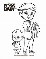 Baby Coloring Boss Pages Printable Printables Print Dreamworks Storks Drawing Colouring Sheets Movie Highlightsalongtheway Party Cartoon Babies Birthday Moana Sheet sketch template