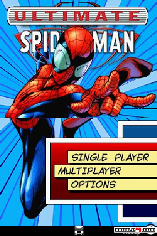 descargar ultimate spiderman