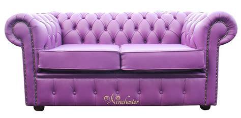 purple settee chesterfield 2 seater settee wineberry purple leather sofa