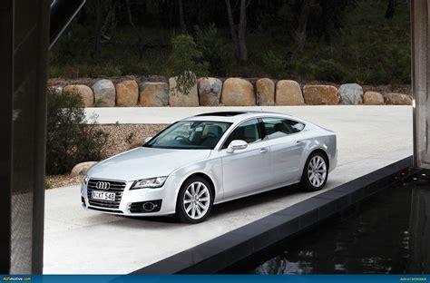 Ausmotivecom Audi A7 Sportback Australian Pricing Specs