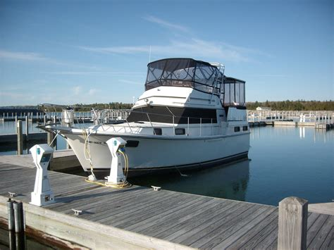 Aft Cabin Boats by 1988 Carver 36 Aft Cabin Power Boat For Sale Www