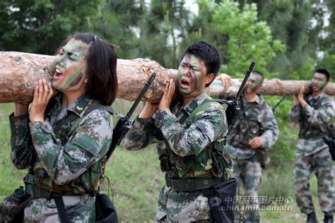 females  chinese military service china defence forum
