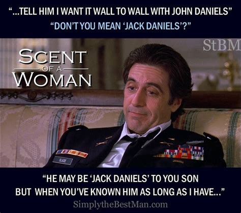 Scent Of A Woman Quotes Hooah