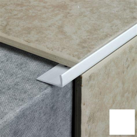 courtyard pvc tile trims