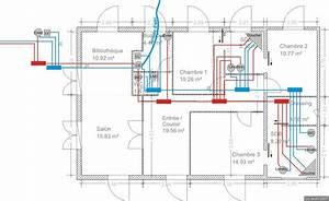 la maison archidune plomberie With realiser plan de maison 1 plan de plomberie