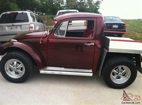 volkswagen bug truck 1961 custom volkswagen beetle bug truck thing volkswagon