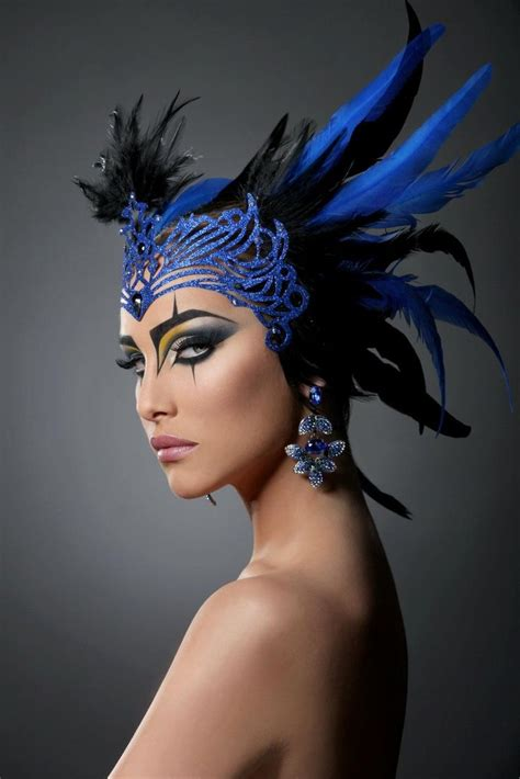 perfetto al pixel fantasy makeup feather