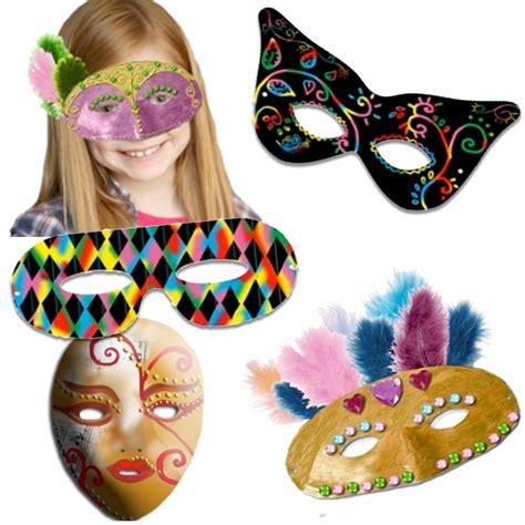 decorer un masque de carnaval masque du carnaval pour le d 233 guisement des enfants carnaval masque t 234 te 224 modeler
