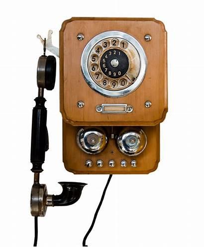 Telephone Phone Retro Telefon Mural Communication Clipart