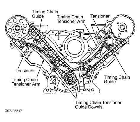 timing belt chain  gears    ford  xlt