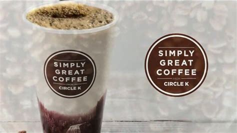 Simply great coffee to sieć punktów samoobsługowych na stacjach circle k. Circle K Simply Great Coffee TV Commercial, 'Start Your Morning Grind' - iSpot.tv