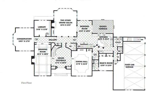 Beautiful Apartment Floor Plans by Luxury House Floor Plans Cool House Plans
