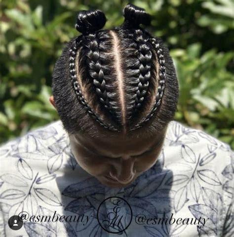 amazing box braids  men   handsome december