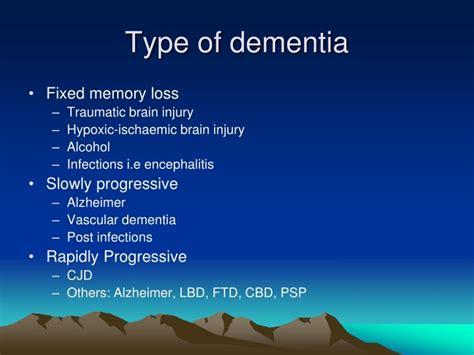 Ppt Dementia Powerpoint Presentation Id6714978