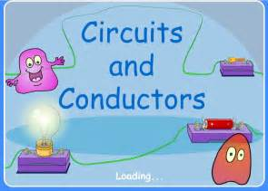 Circuits and conductor Interactive Activity BBC Science ...