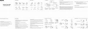 Thieye Technologies I60 Wifi Mini Action Camera User Manual