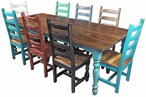Mexican Dining Furniture Dining Room Ideas