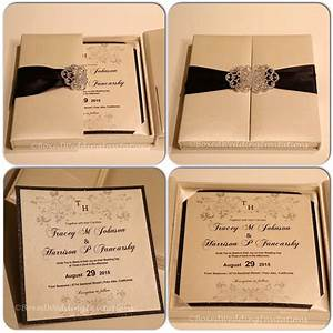 Inspirational boxed wedding invitations boxed wedding for Box invitations weddingbee