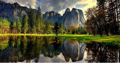 4k Nature Yosemite Wallpapers Backgrounds Tag