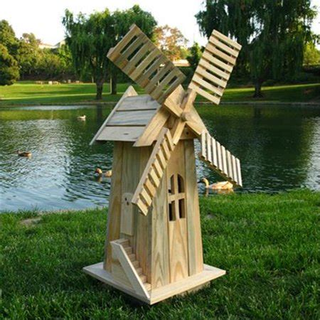 wooden windmill natural walmart canada